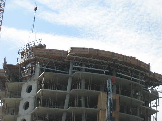 עלות בניית שלד